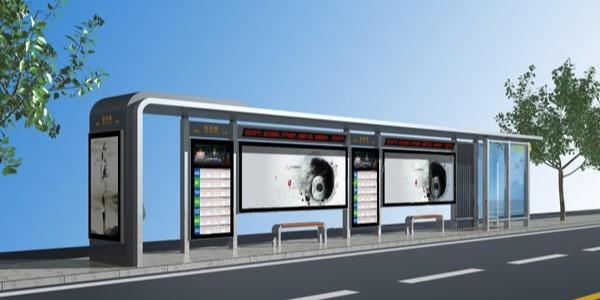 人性化候车亭,是候车亭出产厂家设计制造的必然趋势