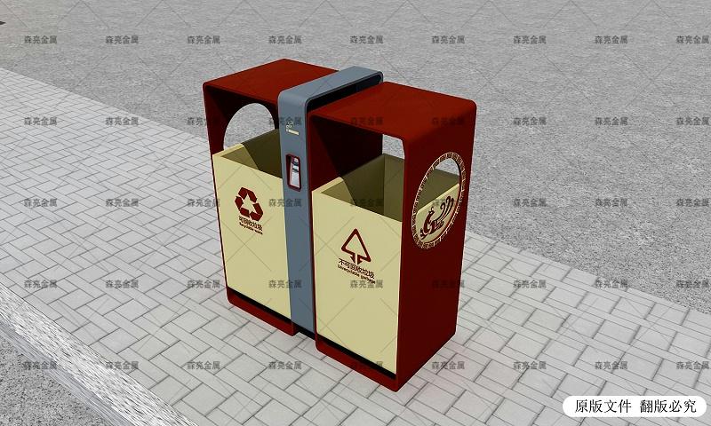 高邑垃圾箱1