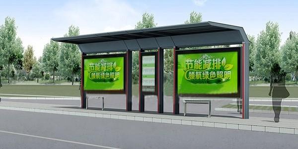 公交候车亭特色定制和智能交互是两大趋势
