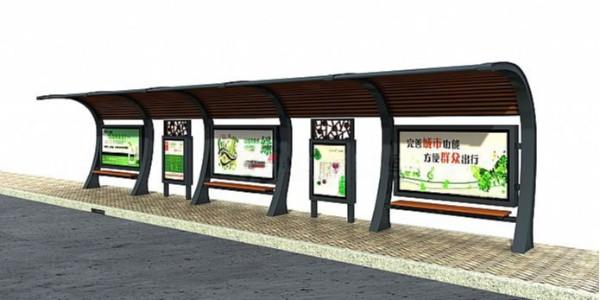 公共汽车候车亭应该具备哪些基础设施呢