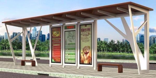 安徽省滁州市凤阳县公交候车亭、站牌、垃圾箱等街具
