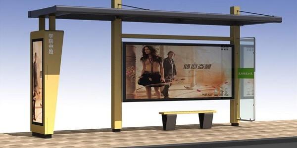 公交候车亭制作需要与时俱进
